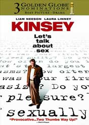 cover of 'Kinsey' DVD
