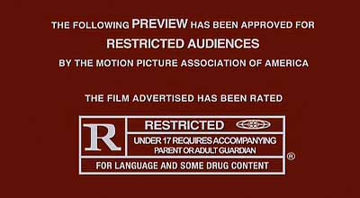 Preview for Restricted Audiences